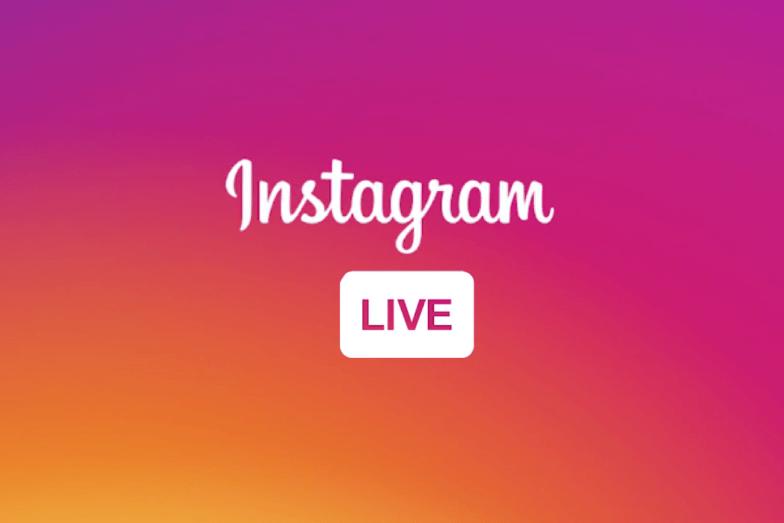 en vivo de instagram