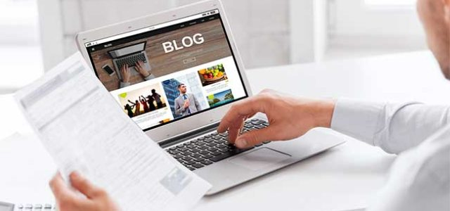 Blog para pequeños negocios